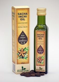 sacha inchi edible oil