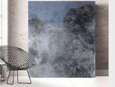 Abstract Mountains, artist Karolina Biadasz- Pajewska