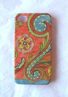 Orange Garden iPhone 5 Case / Back Cover