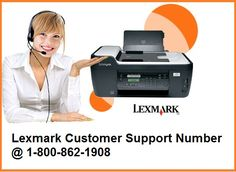 If you are facing issues with your Lexmark printer then call @ 1-800-862-1908 Lexmark printer support number for help
