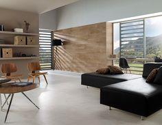 Tendances de l'architecture d'intérieur : #revêtementsdesol et de mur en #marbre