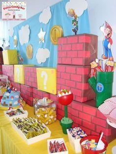 Mario Bros para Matu | CatchMyParty.com