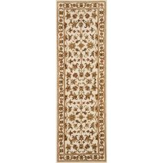 You'll love the Meadow View Handmade Ivory Area Rug at Wayfair - Great Deals on all Rugs products with Free Shipping on most stuff, even the big stuff.