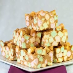 Butterscotch Confetti Squares are one of those addictive treats that are so quick and simple to make and taste totally awesome! This treat is something we probably all had as children, but still love as adults.