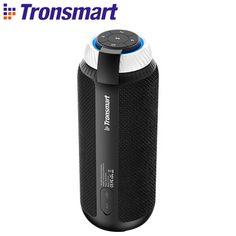 Tronsmart Element T6 Bluetooth 4.1 Portable Speaker Wireless Soundbar Audio Receiver Mini Speakers USB AUX for Music MP3 Player  Price: 47.34 USD