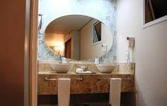 Resultado de imagem para bancada banheiro dupla