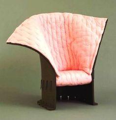 Felt Chair Gaetano Pesce