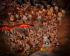 Warhammer Dwarfs, High Elf, Fantasy Miniatures, Warhammer Fantasy, Armies, Old World, Squats, Old Things, Age