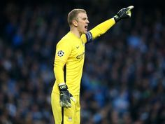 "Joe Hart hails ""amazing night"" for Manchester City #Champions_League #Manchester_City #Football"