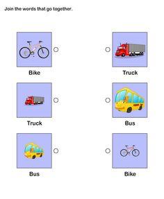 Go Together Worksheet 13 - esl-efl Worksheets - kindergarten Worksheets