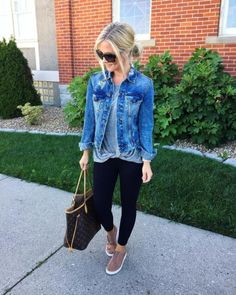 Trending Casual Outfits For Inspiration On Spring 2018 To Copy Right Now 21 - clothme.net