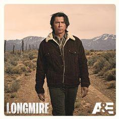 Longmire love Lou Diamond on this show!