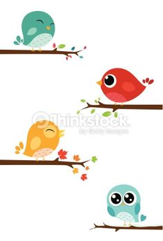 Pássaros, birdies