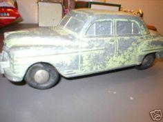 1949 Desoto Custom 4 Door Sedan Banthrico promo model
