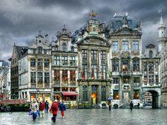 Bruselas, Gran Palacio, Bèlgica