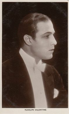 Rodolfo Alfonso Raffaello Pierre Filibert Guglielmi di Valentina d'Antonguolla, professionally known as Rudolph Valentino (May 6, 1895 – August 23, 1926), was an Italian actor.