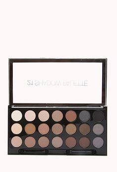 Neutral Eye Shadow Palette | FOREVER21 - 1040495271