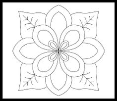 Resultado de imagem para embroidery patterns