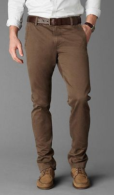 Dockers original khakis are redefining men's clothing. See the new khakis, menswear, and accessories at Dockers. Dockers Pants, Khaki Pants, Men Pants, Cool Outfits, Fashion Outfits, Mens Fashion, Team Wear, Gq, Jeans