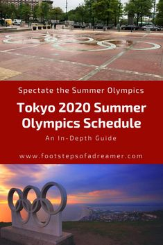 Recently the Tokyo Organizing Committee of the Olympic and Paralympic Games released the Tokyo 2020 summer Olympics schedule. With a little bit of research into previous Olympic games, we can make some predictions about the Tokyo 2020 schedule. | #Olympics #Tokyo2020 #Schedule #SummerOlympics #OlympicGames #Athletics #Sports #Competition #GoldMedal