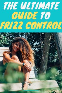 Are you looking for natural ways of frizz control? This guide will tell give you all the anti frizz tips you need! Long Hair Tips, Grow Long Hair, Easy Hairstyles For Long Hair, Healthy Hair Tips, Healthy Hair Growth, Hair Growth Tips, Vitamins For Hair Growth, Hair Vitamins, Diy Hair Care