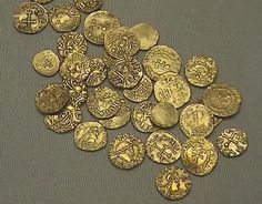 Coinage in Anglo Saxon England
