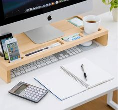 office furniture – My WordPress Website Home Office Setup, Desk Setup, Home Office Design, Office Desk, Computer Desk Organization, Organization Ideas, Wood Projects, Woodworking Projects, Home Gadgets