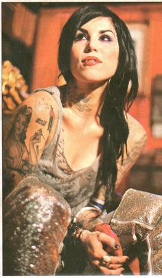 the one and only kat von d