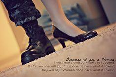 Our women serve valiantly - MilitaryAvenue.com