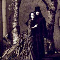 Bram Stoker's Dracula.  So sensual....my favorite!