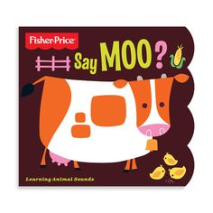 Fisher Price® Say Moo? Book - Bed Bath & Beyond