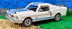 Lego Mustang !