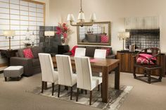 Spirit Dining Table Set $999 from By Dezign