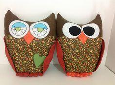 Casal de corujas- owl