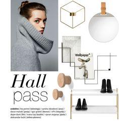 """Hall pass"" by landcoolj on Polyvore"