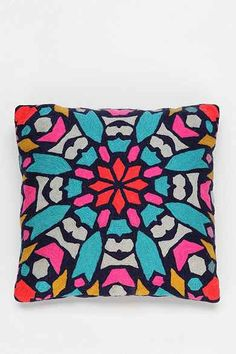 Magical Thinking Starburst Pillow