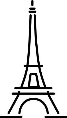 Free Letterheads: Paris, France, Eiffel Tower, Europe
