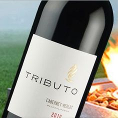 Tributo, uno de los buenos vinos mexicanos de Baja California. #vino