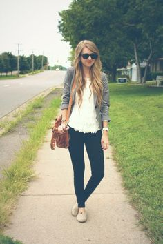 Spring outfit <3 Street style