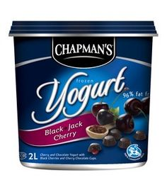 Welcome to Chapman's Ice Cream  I can attest that this is the most sinfully delicious frozen yogurt ever made!