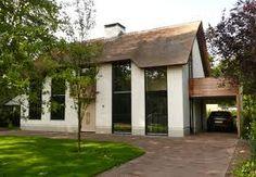 Ontwerp van Bob Manders, talentvolle Oisterwijkse architect  www.bobmanders.nl