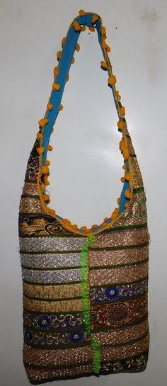 cd9f7d48b0 VINTAGE PATCHWORK HANDBAGS INDIAN LADIES TOTE BAG HANDMADE CROSS BODY BAGS  LB56  Handmade  ShoulderBag