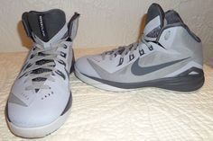 Nike Hyperdunk 2014 (GS) 654252 020 Youth Big Kids Size 7Y VGC #Nike
