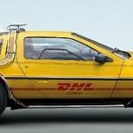 DHL - Back to the future