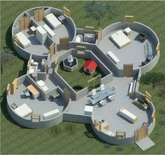 Best Cob House Plans Building with cob needs a lot of physical labor but the materials are cheap. Therefore it is 1 way to receive a very low-cost house so long as you don't pay another person. Since cob house… Continue Reading → Cob House Plans, House Floor Plans, Round House Plans, Courtyard House Plans, Monolithic Dome Homes, Geodesic Dome Homes, Earth Bag Homes, Casa Patio, Casas Containers