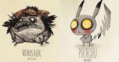 Tim Burton's Pokemon