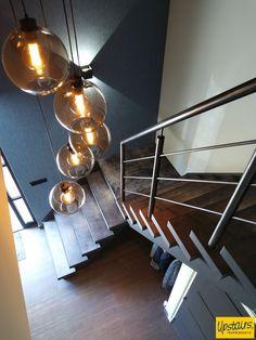Een leren trap met het decor Extreem Bijzonder