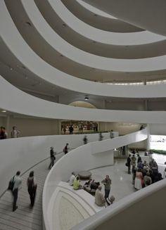 Auch das Werk des Architekten Frank Lloyd Wright (1867-1959) soll in die...