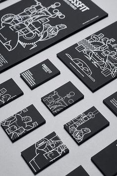 #TheTube #Favini #CorporateImage #Crossfit #Castelfranco / Design and photo: Otium www.otium.tv / Illustrations: Alessandro Giorgini http://alegiorgini.com/ - Find more on #TheTube http://www.favini.com/gs/en/fine-papers/the-tube/features-applications/