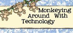 Elementary Blog - Monkeying Around with Technology